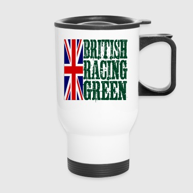 British Racing Green - Travel Mug