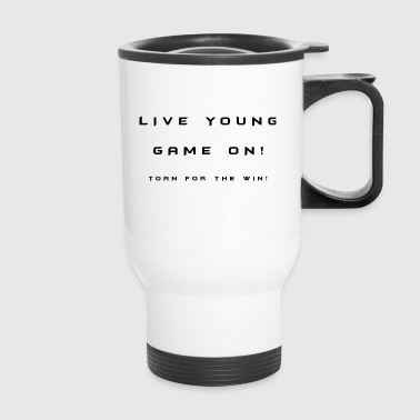 Slogan - Travel Mug
