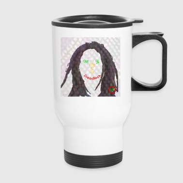 dreadlock - Travel Mug