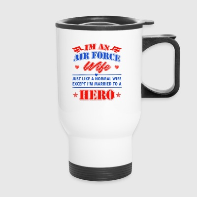 Airforce Wife - Travel Mug