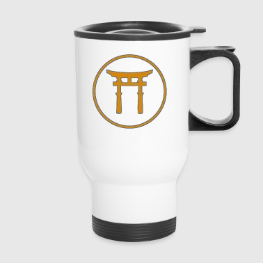 Torii Gate - Travel Mug