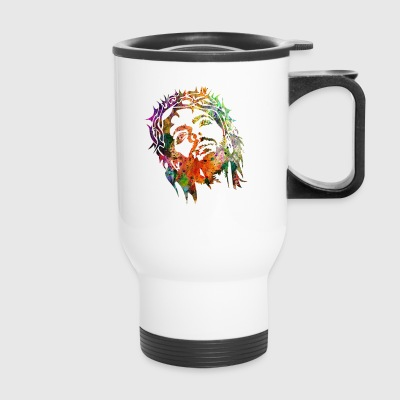 jesus christ 3 - Travel Mug