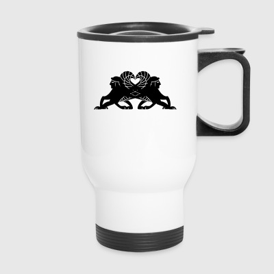 LOVE SPHINX - Travel Mug