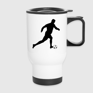 Soccer Player - Travel Mug