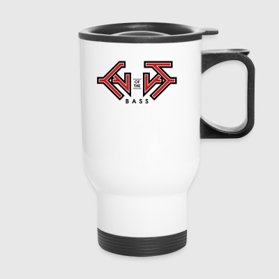 Cult Of the Bass Logo Shirt - Travel Mug