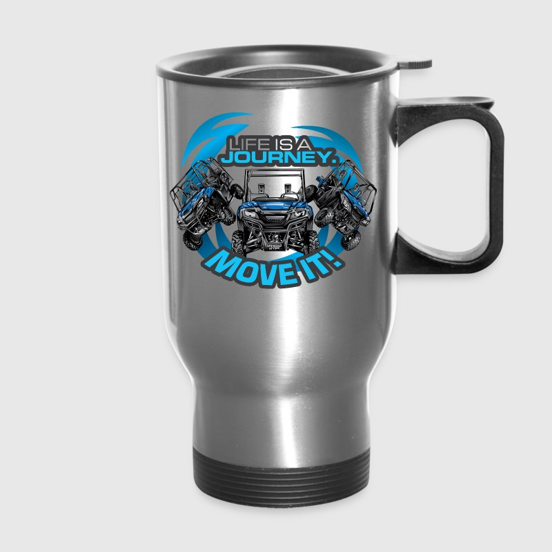 UTV SxS Move It Yamaha - Travel Mug