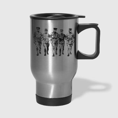 soldiers - Travel Mug