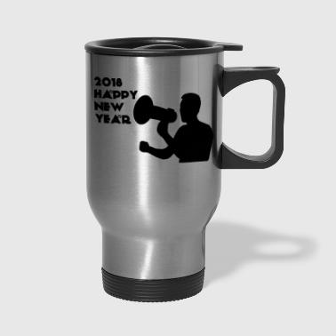 new year - Travel Mug