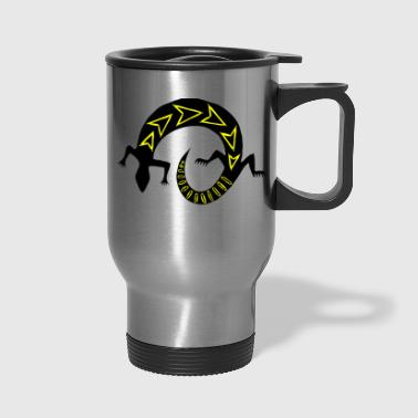 lizard - Travel Mug