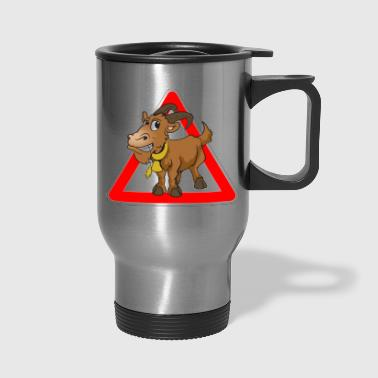 Goat - Travel Mug