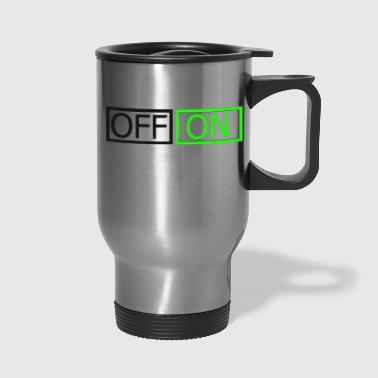 Off On - Travel Mug