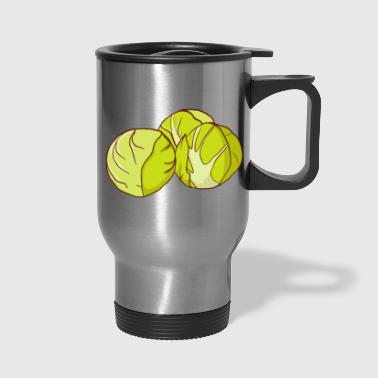 Brussels Brussels sprouts - Travel Mug
