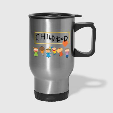 CHILDHOOD Design - Travel Mug