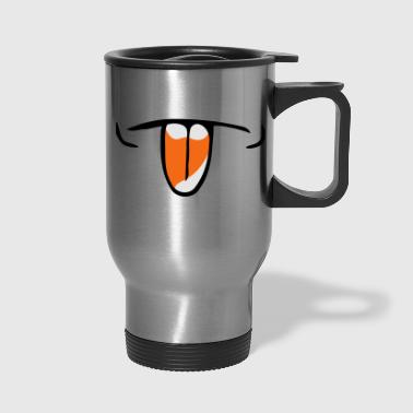 tongue 35319 - Travel Mug