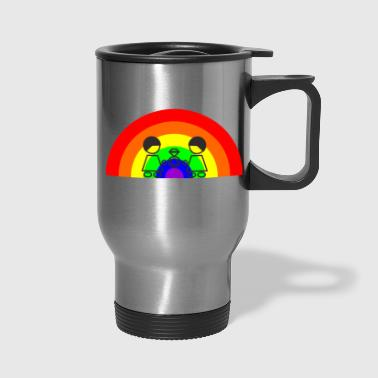 married - Travel Mug