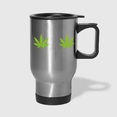 Hemp Boobs - Travel Mug