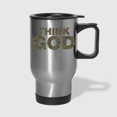 god - Travel Mug