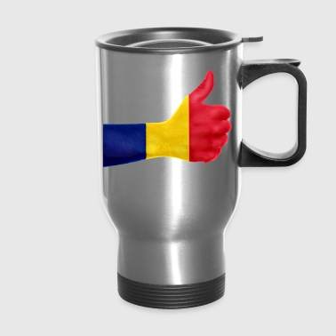 romania - Travel Mug