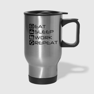 Repeat - Travel Mug