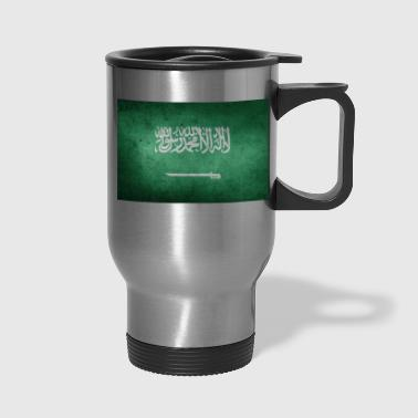 saudi arabia - Travel Mug