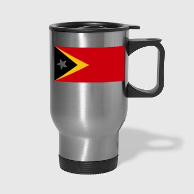 east timor - Travel Mug
