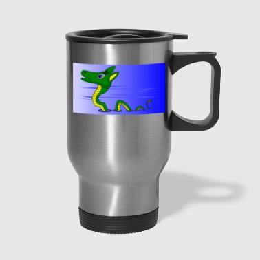 loch ness - Travel Mug