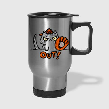 Out - Travel Mug