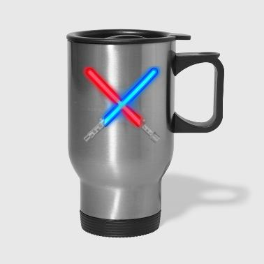 The Eternal Battle - Travel Mug