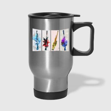counter strike - Travel Mug