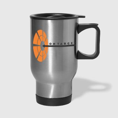 On Target - Travel Mug