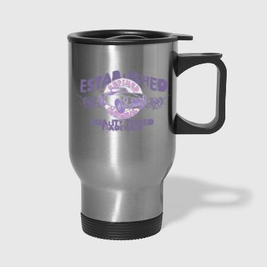 established - Travel Mug