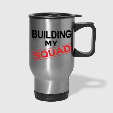 Building - Travel Mug