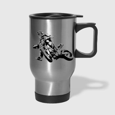 Supermoto Drift Motard - Travel Mug