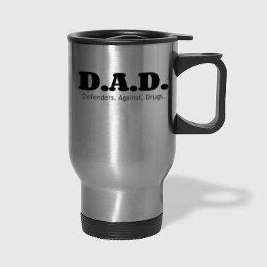 Defenders Against Drugs - Travel Mug