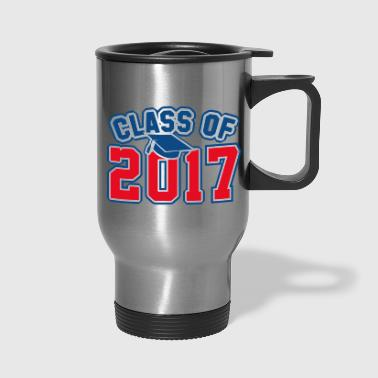 class of 2017 - Travel Mug