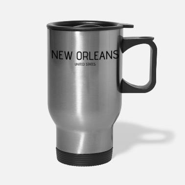 New-orleans New Orleans - Travel Mug