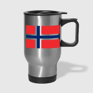 norway - Travel Mug