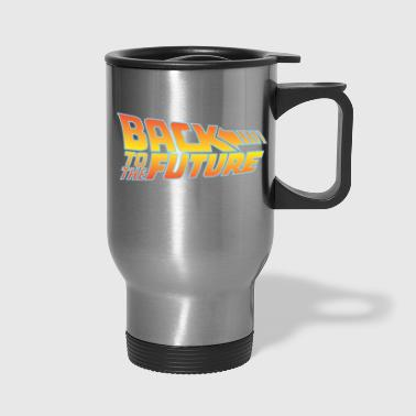 Back To The Future Back to the Future - Travel Mug