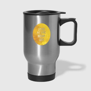 bright - Travel Mug