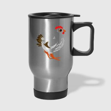 rooster - Travel Mug