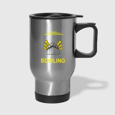 I don t need therapy i just need to go bowling - Travel Mug