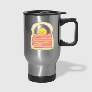 bed and breakfast - Travel Mug