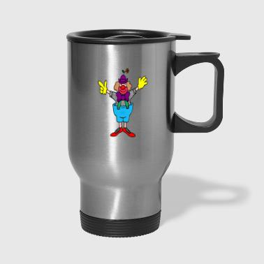 Clown - Travel Mug