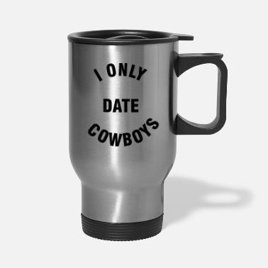 Cowboy COWBOYS - Travel Mug