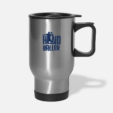 Handball Handballer - Travel Mug