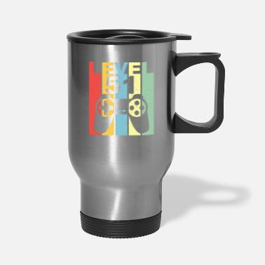 Gamer Girl 51 Birthday Gamer level 51 complete - Travel Mug