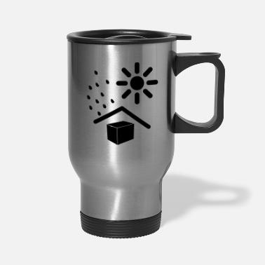 Weather weathered - Travel Mug