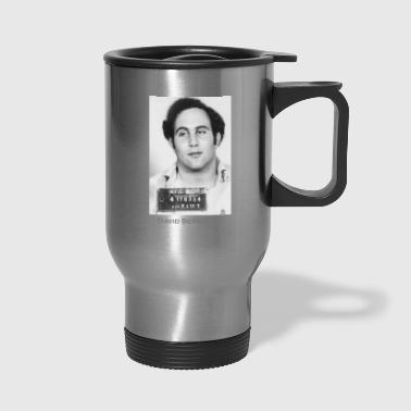 David Berkowitz Serial Killer Mugshot - Travel Mug