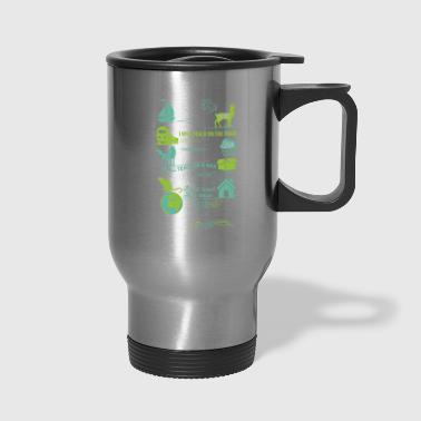 teach - Travel Mug
