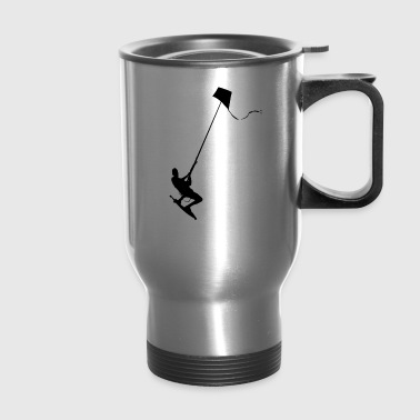 kiteboarder - Travel Mug
